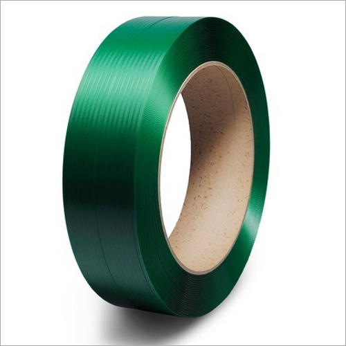 Green PET Strapping Roll