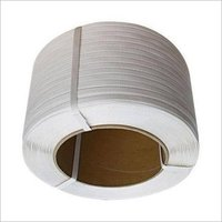 White PP Box Strapping Roll