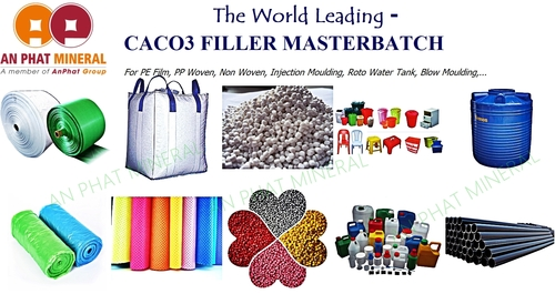 HIGH-Quality CaCO3 Filler Masterbatch