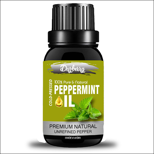 Duzberry Peppermint Oil - 10ml, 15ml, 30ml