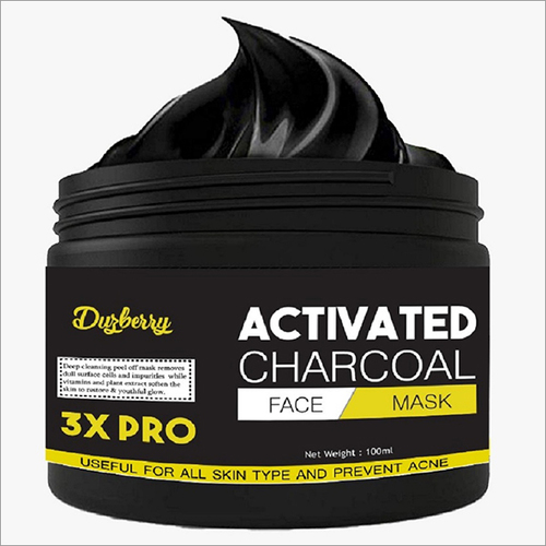 Duzberry Charcoal Mask Cream