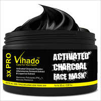 Vihado Charcoal Face Mask Pack of 1