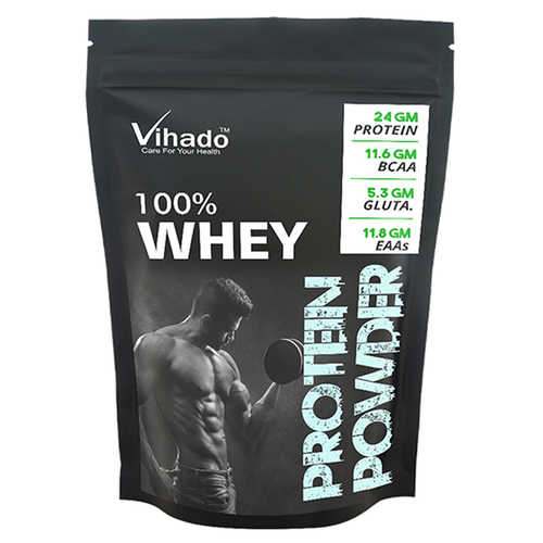 Vihado Whey Protein Pack of 1