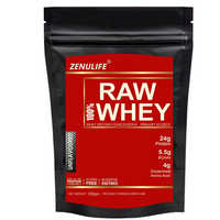 Zenulife Raw Whey Protein
