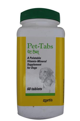 PET TABS 60S