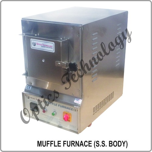 Muffle Furnace S.S. 304 Body
