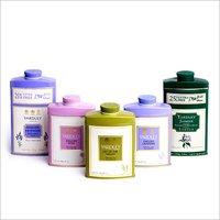 Talcum Powder Tin Container