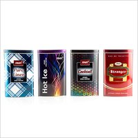 Perfumes Tin Container