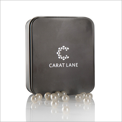 Jewellery Tin Container