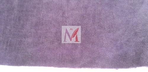Terry Velour Fabric