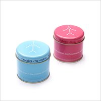 Cake Cookies Tin Container