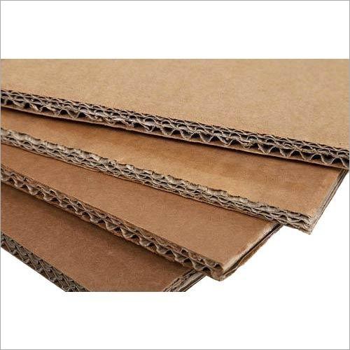 Corrugated Packing Sheet