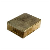 Garments Gift Boxes Tin Container