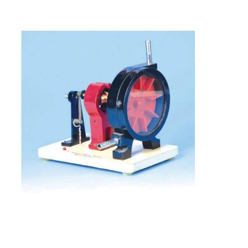 Water Turbine with Dynamo Model