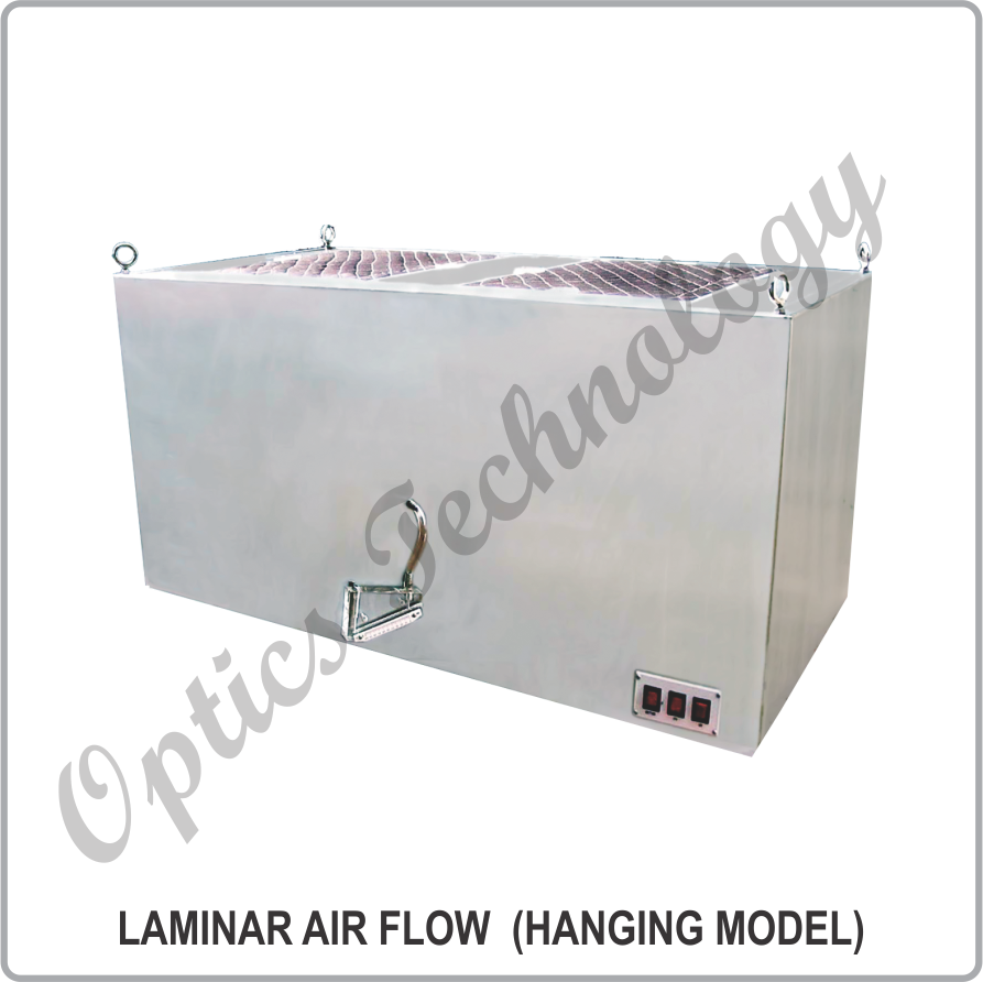 Laminar Air Flow Horizontal Model