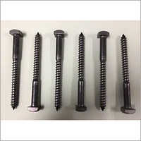 Hex Head Half Thread Screw