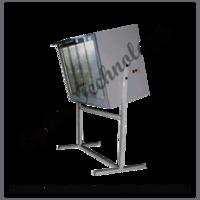 LAMINAR AIR FLOW FOR SEALING/FILLING MACHINE