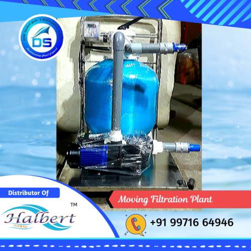 Moving Filtration Plant