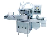 pharma liquid filling machine