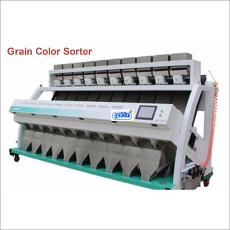 Grain Color Sorter