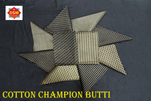 COTTON CHAMPION BUTTI