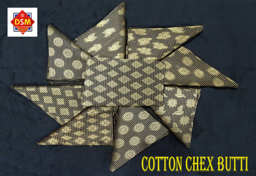 COTTON CHEX BUTTI