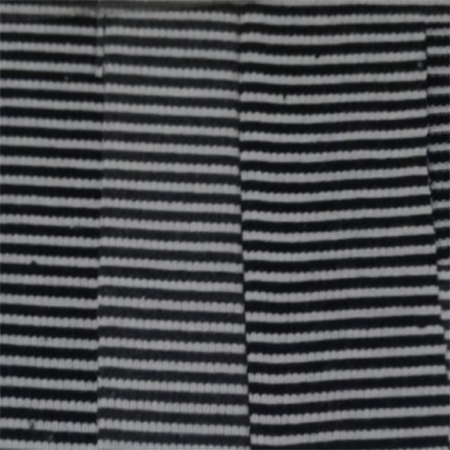 Cotton Feather Stripe Fabric