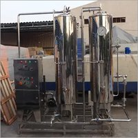 soft drink making machinery