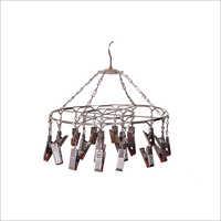 SS Round Child Hanger