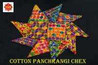 COTTON PANCHRANGI CHEX