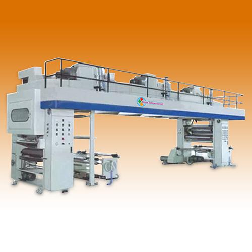 Dry Paper Laminating Machinery