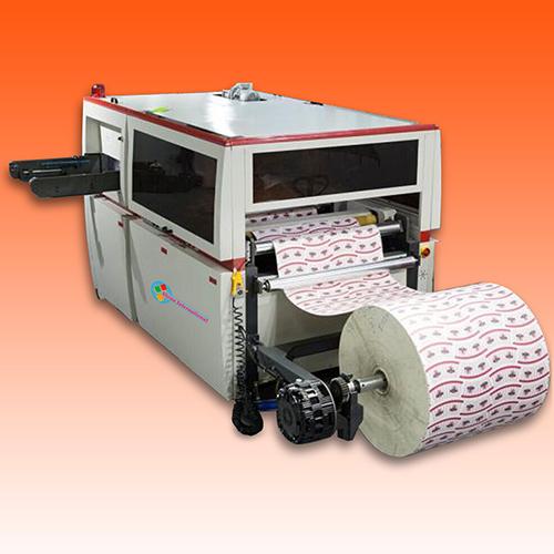 Roll Die Punching Machine