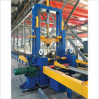 H Beam Assembly Machine