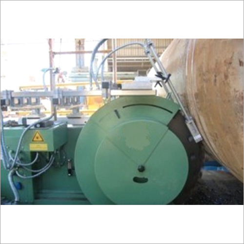 Circular Seam Milling Machine