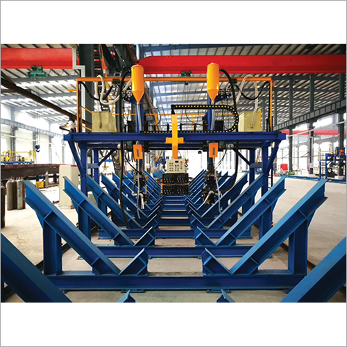 H Beam Gantry Welding Machine