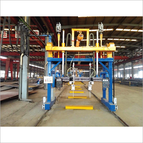 Box Beam Electroslag Welding Machine