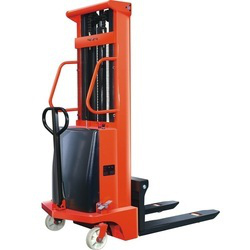 Semi Elctric Hydraulic Stacker