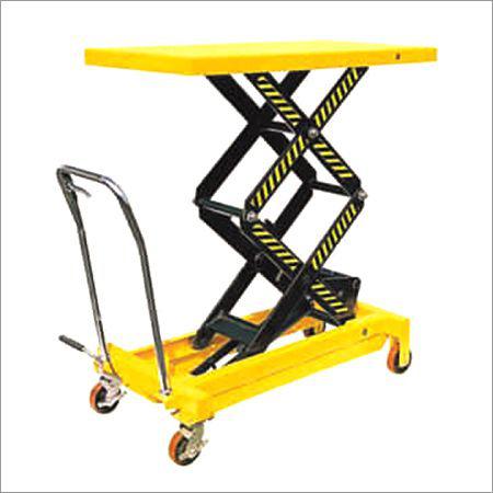 Manual Die Loader - Scissor Lift Tables