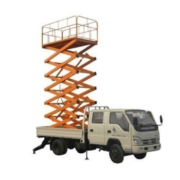 Vehicle Mounted Hydraulic Scissor Lift