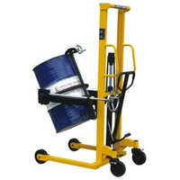 Hydraulic Hand Operated Drum Lifter