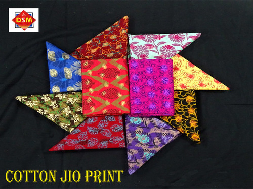 COTTON JIO PRINT