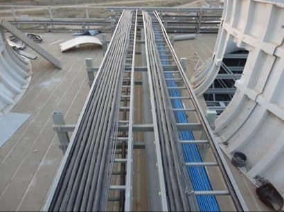 Frp Ladder Cable Tray Length: 3000 -6000 Millimeter (Mm)