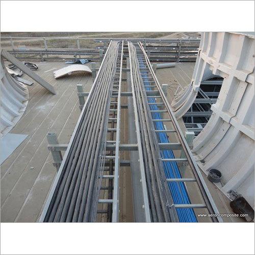 Rectangle Fiberglass Cable Tray