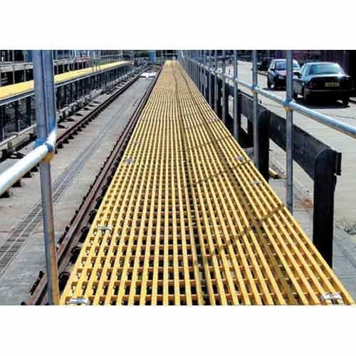 FRP Platform Grating