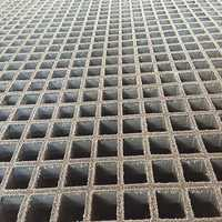 FRP Inbuilt Grit Top Grating