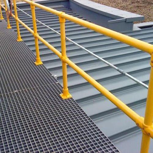 FRP Fiberglass Handrails