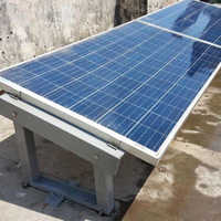 FRP Module Solar Panel Mounting Structure