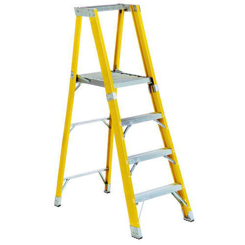 Fiberglass Safety Ladders