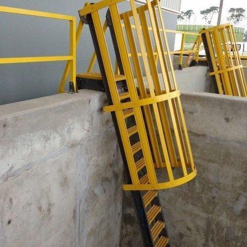FRP Access Ladder
