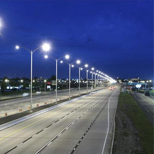 Highway Light Pole